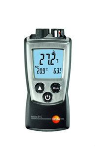 Testo 810  Testo-810   2 channel Infrared Thermometer  Malaysia, Singapore, Thailand & Indones