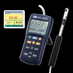 TES1341 TES-1341 Hot-Wire Anemometer  Malaysia, Singapore, Thailand & Indonesia
