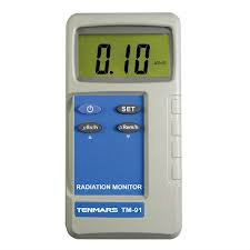TM-91  TM91 TENMARS Radiation Monitor  Malaysia, Singapore, Thailand & Indonesia