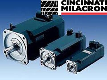 Acramatic Monitor - Servo Drives by Cincinnati Milacron