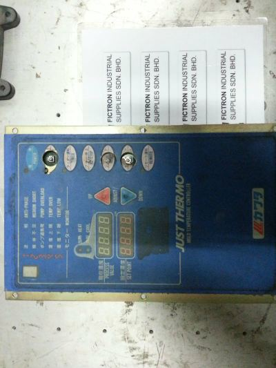 Repair Service in Malaysia - Mold Temperature Controller JUST Thermo
