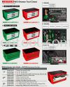 TOPTUL Profresional 3 Drawer Tool Chest Master Tool Sets TOPTUL Hand Tool