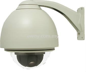 Full HD Outdoor Weatherproof Speed Dome CCTV Camera