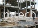 Bungalow Construction 01 Construction