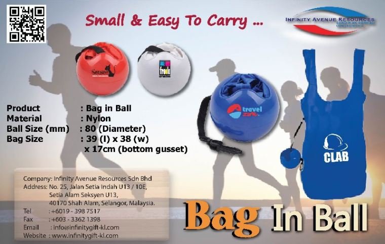 Ball In Bag