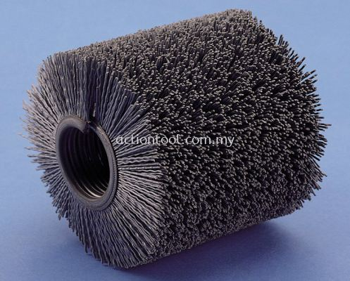 Coil Wound Brushes (Outwards) Type 550