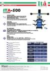 Ita  R500 3D Aligner ITA Italy Wheel Aligner
