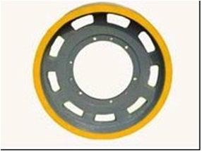 TW-9 700X5X13 Elevator Traction Wheel Malaysia, Singapore, Thailand, Indonesia,