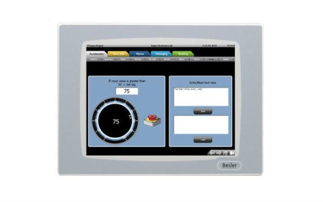 EPC T80 LX  EPC-T80-LX  EPC/T80/LX 8.4'' Industrial Touch Panel PC Beijer HMI Malaysia