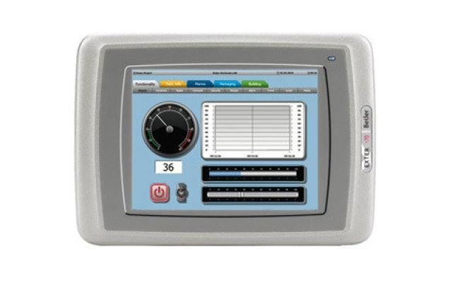EPC TA70 AM  EPC-TA70-AM  EPC/TA70/AM  6.5'' Industrial Touch anel PC Beijer HMI  Mala