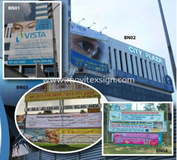 banner / Giant banner and bunting Banner and Bunting / Roll Up Banner / Pop Up System / Mini Flat Johor Bahru (JB), Johor, Malaysia. Design, Supplier, Manufacturers, Suppliers | M-Movitexsign Advertising Art & Print Sdn Bhd
