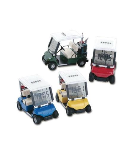 Golf Car with LCD Clock (MC47)