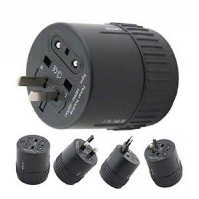 Universal Travel Adaptor (TS18)