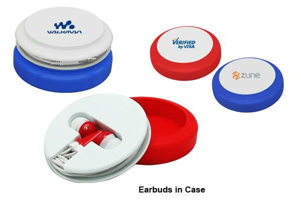 Earbuds in Case (Stereo) (DU54)