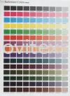inkjet colour reference chart  Reference Color