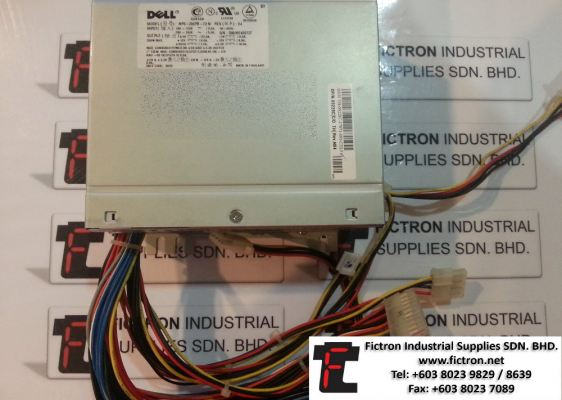 Repair Service in Malaysia - DELL NPS-200PB-73M REV 04 Power Supply Singapore, Indonesia, Thailand