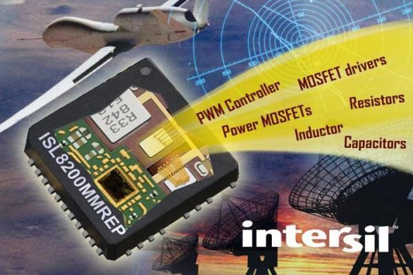 INTERSIL Diodes PWM Controller Power MOSFET Drives Inductors Capacitors Malaysia Singapore Thailand