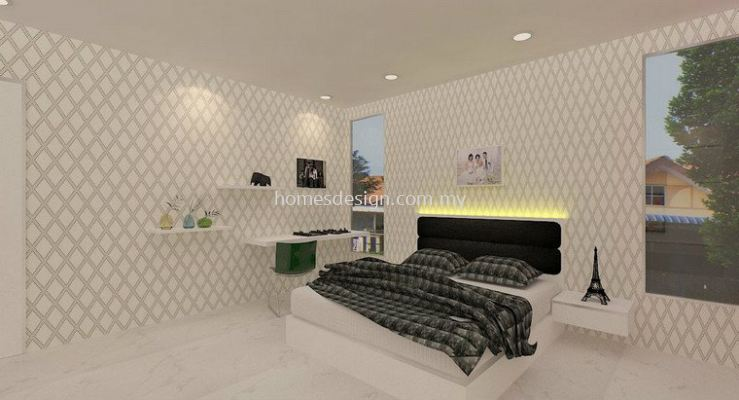 Master Bedroom design