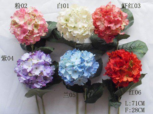 Artificial Flowers 5