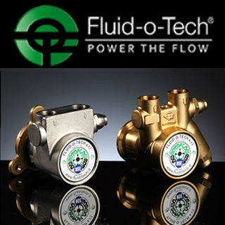 Fluid-o-tech pump