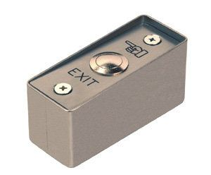EBELCO Stainless Steel Exit Push Button ( DEB-31SSH )