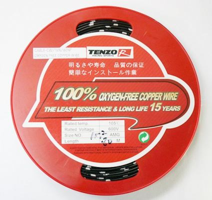 TENZO R Copper Wire