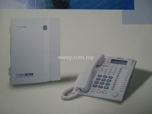 Panasonic Keyphone System Main Unit KX-TEB308ML