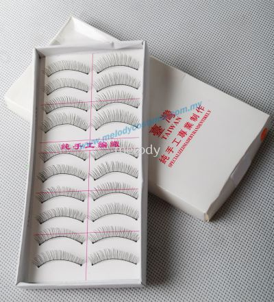 Taiwan Hand-entirely Eyelashes #217