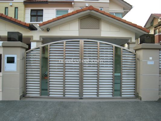 Stainless Steel main gate 070