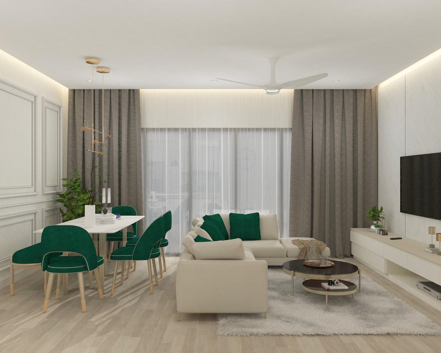 01. Living Area