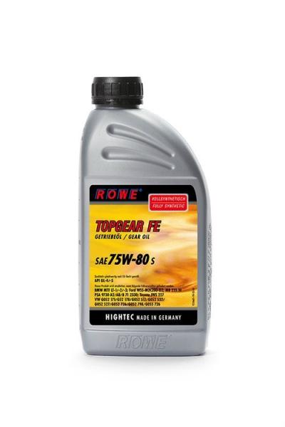 HIGHTEC TOPGEAR FE SAE 75W-80 S