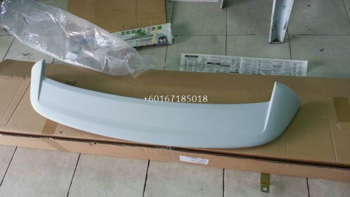 susuki swift spoiler sport 2014
