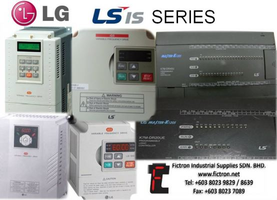 SV185iS5-4N 18.5KW AC Motor Driver LS-Series Malaysia Singapore Thailand Indonesia Vietnam