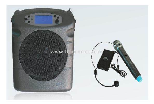 Emix EMPA-63VMKII Portable Amplifier