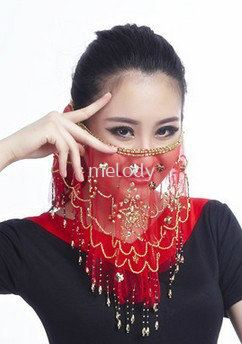Belly Dance Veil - 1020 0201