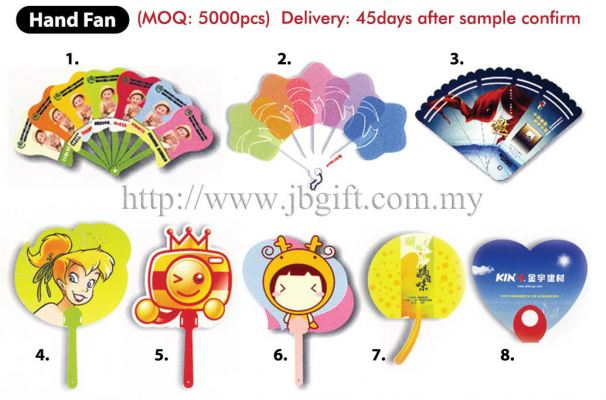 HAND FAN (MAKE TO ORDER)
