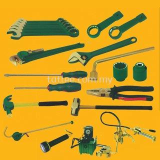 Crompton Non Spark Tools