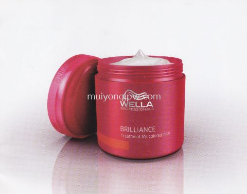 Brilliance Treatment for Colored Hair