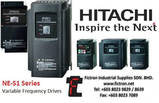 NE-S1-007B Hitachi Inverter Malaysia Singapore Thailand Indonesia Vietnam