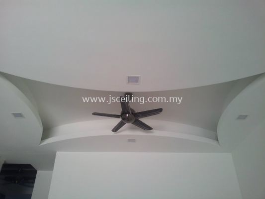 Plaster siling Bukit Mutiara