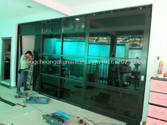 Partition Sliding Door