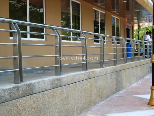 Stainless Steel Handrail 057