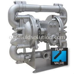 X25 Metallic Flap Valve Pump