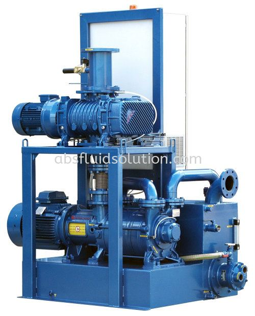 HYDROTWIN / OILTWIN Liquid Ring Vacuum Pump with Auto recirculation System Vacuum, Blowers And Compressor Pumps Selangor, Malaysia, Penang, Johor Bahru (JB), Shah Alam Supplier, Service, Suppliers, Supplies | ABS Engineering & Trading Sdn Bhd