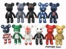 Popobe S0008 5 inch Popobe Set Popobe Bear