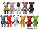 Popobe S0006 5 inch Popobe Set Popobe Bear