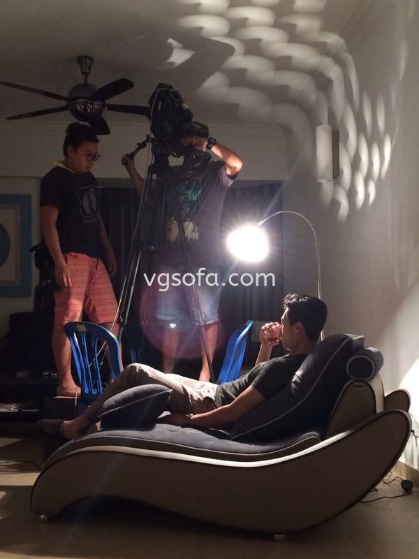 VG's Relax Sofa VS314 in the scene of Mindgame