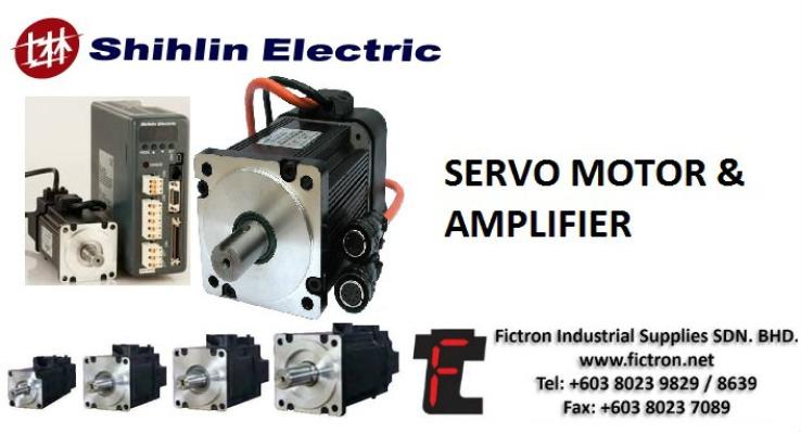 SDA-075A2 Servo Amplifier SHIHLIN Supply Malaysia Singapore Thailand Indonesia
