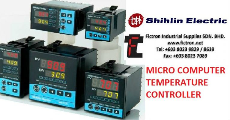 WT-409 Micro Computer Temperature Controller Supply SHIHLIN Malaysia Singapore Thailand Indonesia