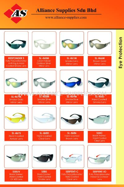 15.02.2 Safety Eyewear